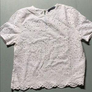 brocade blouse BRANDY MELVILLE